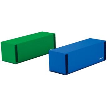 EVERNEW EKH198-緑 [ソフトブロック長方形A] スポーツ用品