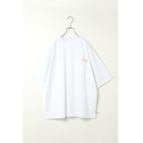 [マルイ]【セール】USAコットン刺繍BIGTシャツ/ヴァンスエクスチェンジ メンズ(VENCE EXCHANGE)