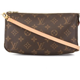39f3d2380dd2 Louis Vuitton Pre-Owned モノグラム ポシェット - ブラウン