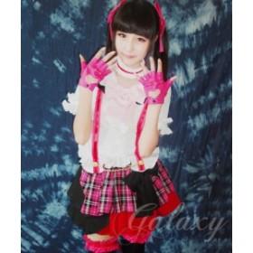 ラブライブ! lovelive! にこ コスプレ 衣装 矢澤にこ  vv018