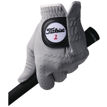 【メンズ 左手用】ゴルフグローブ プロフェッショナルテック・グローブ(23cm/グレー)TG56
