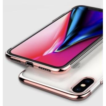 送料無料 6カラー iPhonex iPhone8 iPhoneXs iPhone7 iPhone8plus ソフトケース カラーケース TPU 可愛い シンプル シリコンケース クリ