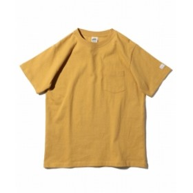 RUSSELL ATHLETIC × B:MING by BEAMS / 別注 PRO COTTON Tシャツ メンズ Tシャツ MUSTARD XL