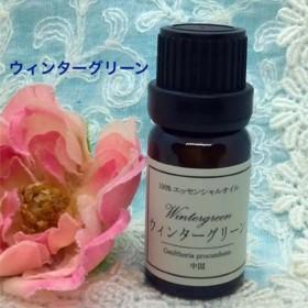 ウィンターグリーン 高品質セラピーグレード精油