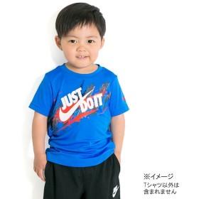 NIKE 半袖 ドライフィット Tシャツ(76E571-BE1)(ブルー×95cm)【クリアランス】