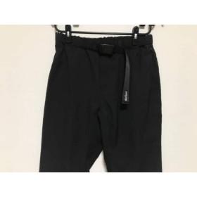 【中古】 ワイルドシングス WILD THINGS パンツ サイズM レディース 美品 黒
