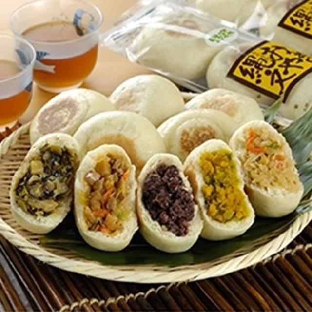 [長野・小川の庄]縄文おやき15個セット 和菓子・せんべい