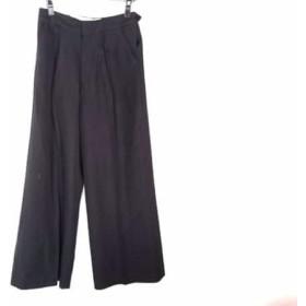 【中古】 ハイク HYKE パンツ サイズ1 S レディース 美品 黒