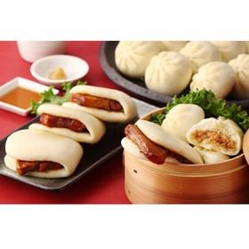 [長崎・ふくみ屋]角煮まんじゅう5個・豚まん10個詰合せ 中華惣菜