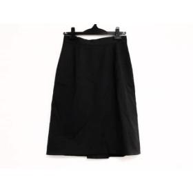 【中古】 ミリー MILLY スカート サイズ2 S レディース 美品 黒