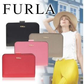新作FURLA★特価中♪♪ FURLA/フルラ二つ折り財布 財布 折り財布 FURLA pbf8
