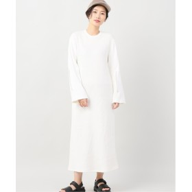 JOINT WORKS 【J.C.M /ジェイシーエム】thermal long onepiece ホワイト フリー