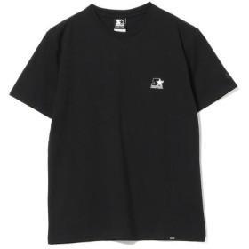 [マルイ]【セール】STARTER BLACK LABEL × BEAMS / 別注 バック ロゴ Tシャツ/ビームス(BEAMS)