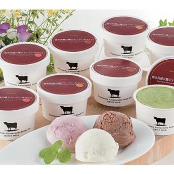 熊本阿蘇山麓ジャージー牛アイス アイス・乳製品