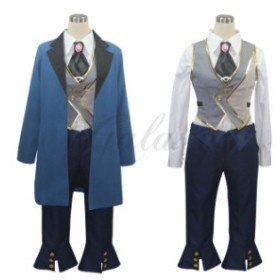 Fate/Prototype 蒼銀のフラグメンツ FGO ヘンリー・ジキル&ハイド コスプレ衣装 cc2287【送料無料】(cc2287)