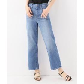 Spick and Span 【Madewell】Slim Wide Leg◆ ブルー 24