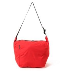 <UNISEX>BAG'n'NOUN / ナイロン ライトショルダーバッグ L メンズ ショルダーバッグ RED ONE SIZE