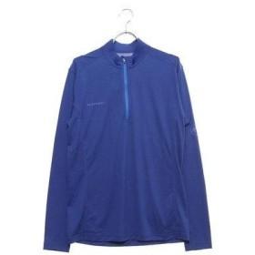 マムート MAMMUT メンズ トレッキング 長袖Tシャツ Performance Dry Zip Longsleeve Men 1016-00220