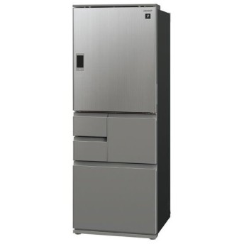 SHARP SJ-WX50E-S エレガントシルバー 冷蔵庫 (502L・左右フリー)