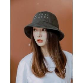 2点送料無料 ハット 帽子 レディース折りたたみ UV カット サンバイザー 折り畳み つば広 ツバ広 無地 日よけ 運動会 ピクニック帽子 1