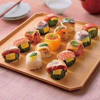 【婦人画報】てまり寿司 10種15個入り