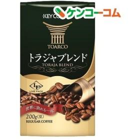 キーコーヒー トラジャブレンド(LP豆) ( 200g )/ キーコーヒー(KEY COFFEE)