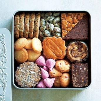 【婦人画報】ワンダートレジャー(マリベル特製缶入りクッキー)