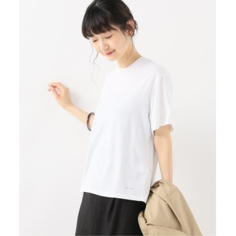Spick and Span 【HOLIDAY】 SUPER FINE PACK T-SHIRT ホワイト M