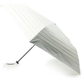 グローブ 晴雨兼用超軽量120gミニ傘 レディース アイボリー(304) 00 【grove】