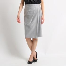 [マルイ]【セール】【洗える】ラップドレープタイトスカート/クード シャンス(COUP DE CHANCE)
