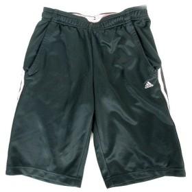 アディダス adidas パンツ ショートパンツ ハーフパンツ スポーツウェア ジャージ ライン ワンポイント 36 グレー ピンク ※Y  レディー