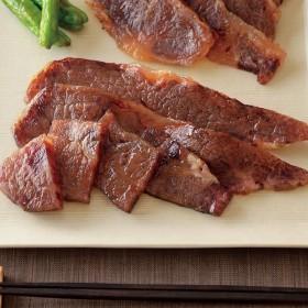 【婦人画報】牛肉味噌漬 上バラ