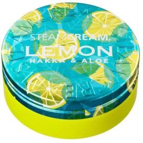 STEAM CREAM(スチームクリーム) ハッカ&アロエ レモン 75g