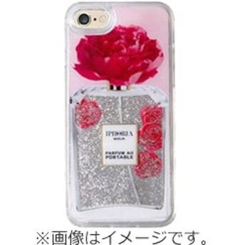 Liquid Case for iPhone 7Plus/8Plus - Perfume Flower Pink 14953