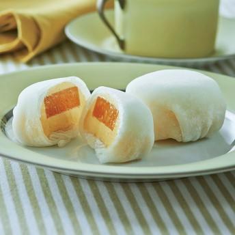 【婦人画報】フルーツケーキ大福