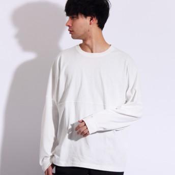Tシャツ - 8(eight) Tシャツ メンズ 長袖 ロング全5色 新作 Tシャツ無地 長袖 ロングTシャツ ビッグTシャツストリート アメカジ アウトドア8(eight) エイト 8