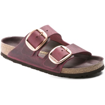 BIRKENSTOCK ビルケンシュトック Arizona Oiled Leather Big Buckle
