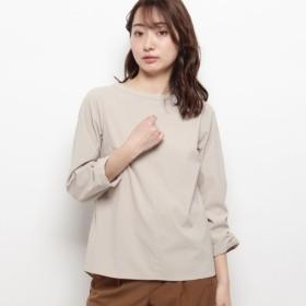 [マルイ]【セール】【洗える】エステルタイプライターシャツ/スマートピンク(smart pink)