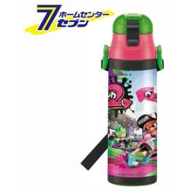 超軽量ダイレクトボトル スプラトゥーン2 SDC6N スケーター 水筒 キッズ 子供