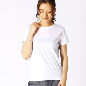 コムサイズム COMME CA ISM Tシャツ (ホワイト)