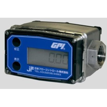 日本フローコントロール2-9902-02現場表示型流量計G2-S07I09LM【1台】(as1-2-9902-02)