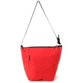 <UNISEX>BAG'n'NOUN / ナイロン ライトショルダーバッグ M メンズ ショルダーバッグ RED ONE SIZE