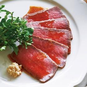 【婦人画報】松阪牛ローストビーフ