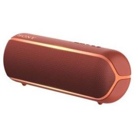 ソニー 防塵防水対応 Bluetoothスピーカー(レッド) SONY SRS-XB22-R 返品種別A