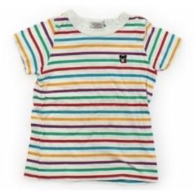 【ダブルB/DoubleB】Tシャツ・カットソー 90サイズ 男の子【USED子供服・ベビー服】(378158)