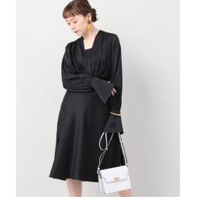 VERMEIL par iena KHAITE CONNE ドレス ブラック 2
