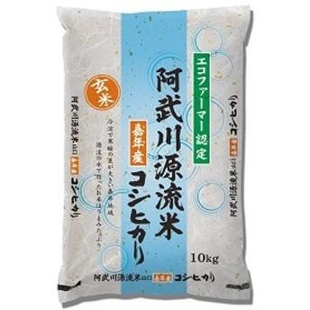 阿武川源流米玄米10㎏
