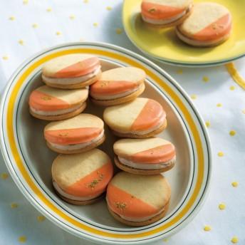【婦人画報】島オレンジと日向夏のミルクチョコクッキー 10枚入り