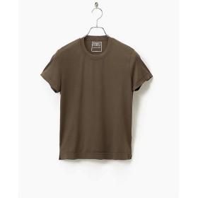 <フェデッリ> ネイションSTシャツ(91/NATION/GIZA87) 902ブラウン 【三越・伊勢丹/公式】