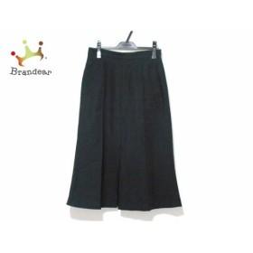 チノ CINOH ロングスカート サイズ38 M レディース 美品 黒     スペシャル特価 20191004